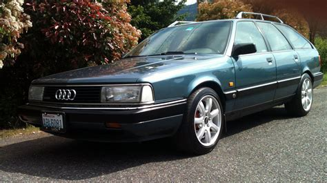 Audi 200 Quattro 20v by 1991 Audi 200 20v Turbo Quattro Avant Revisit German