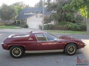 1974 Lotus Europa For Sale 1974 Lotus Europa Special Weber