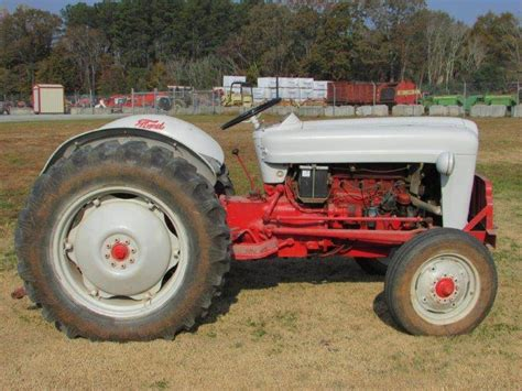 Ford Jubilee by Ford Golden Jubilee Year 1953 Tractors Id Cbab6da5
