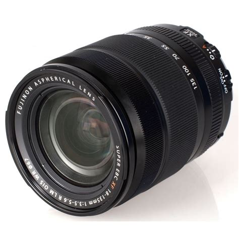 Fujifilm Xf18 135mm F35 56 R Lm Ois Wr obiettivo fujinon xf18 135mm f3 5 5 6 r lm ois wr xf 18