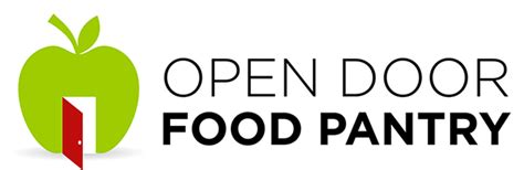 Open Door Food Pantry open door food pantry