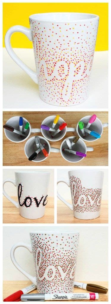 Decorate Tumbler Cups by Best 25 Dollar Store Gifts Ideas On Mugged Sharpie And Coffee Mug Sharpie