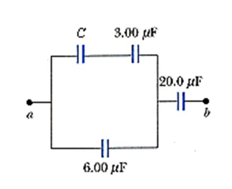 capacitor charging paradox solved four capacitors are connected as shown in the figure below c 1 answer