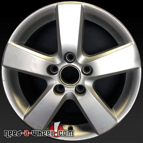 Volkswagen Wheels Oem by 16 Quot Volkswagen Jetta Wheels Oem 08 10 Silver Rims 69872