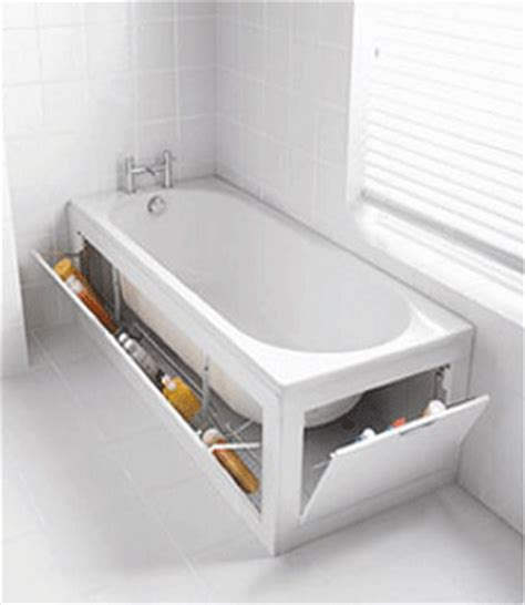 modern photo solutions creative bathroom storage concrete life
