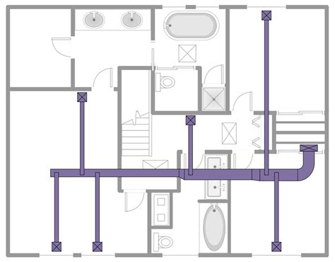 hvac duct diagram hvac diagram drawing wiring diagram manual
