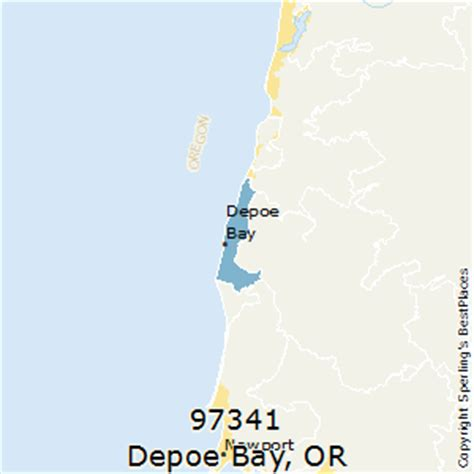 zip code lincoln city oregon best places to live in depoe bay zip 97341 oregon