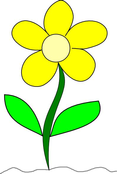 flower clipart growing flower clipart clipart panda free clipart images