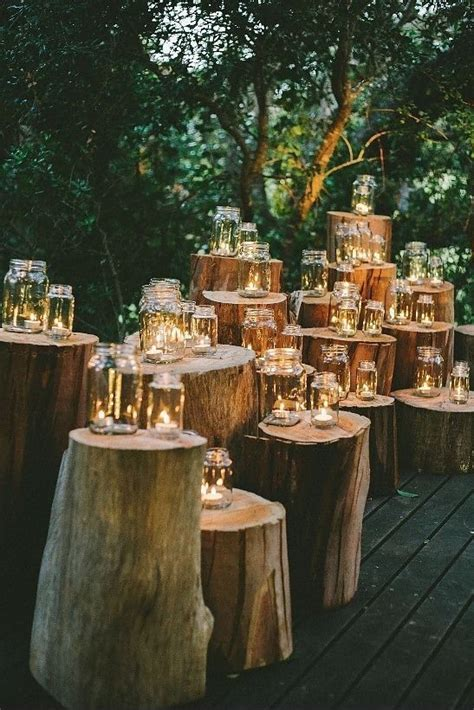 romantic enchanted forest wedding ideas create  dream