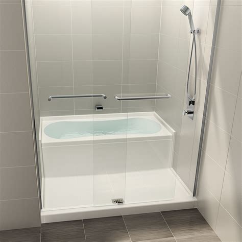 space saving shower baths aquabrass aquazone shower and bath space saving zone