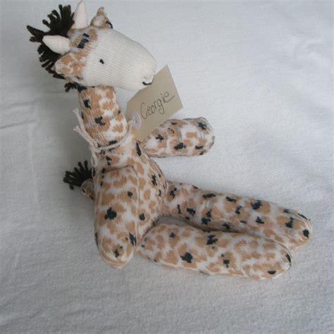 sock animals giraffe georgie giraffe sock from lostsockshome sock animals