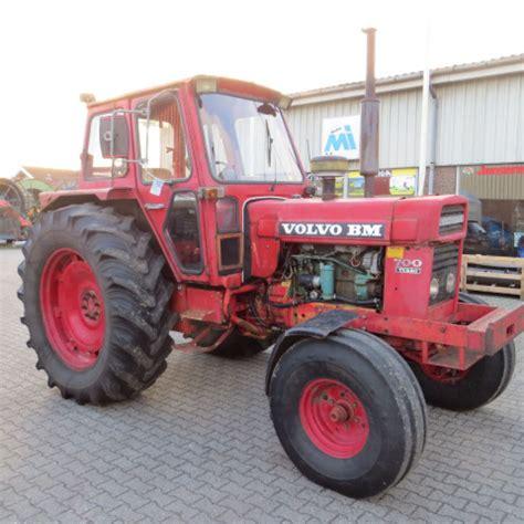used volvo tractor volvo traktor model bm 700 turbo 2 wd for sale retrade