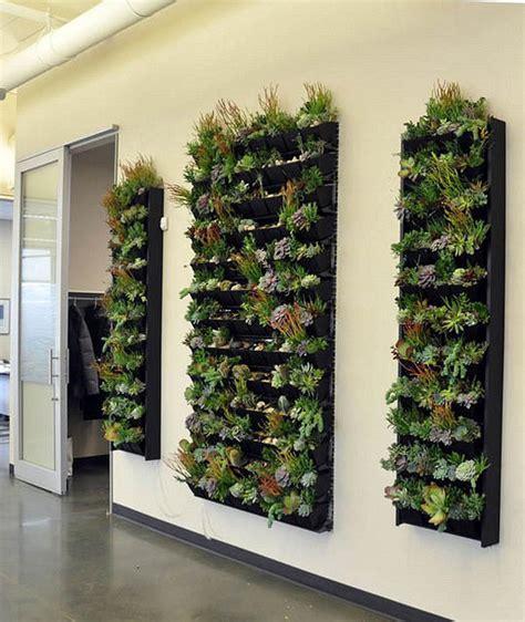 Living Wall Indoor Dirtt Environmental Going Green Commercial