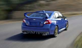 Subaru Impreza Wrx Sti 2016 Subaru Impreza Wrx Sti Prices Specs And Information Car