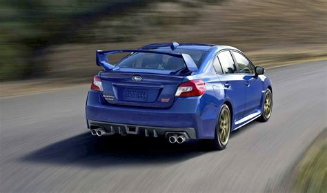 subaru impreza wrx 2016 subaru impreza wrx sti prices specs and information car