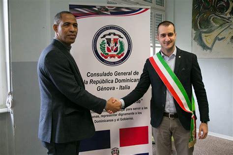 consolato repubblica dominicana inaugura il quot consolato nel tuo quartiere quot vicesindaco