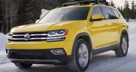 Song In Volkswagen Commercial by Volkswagen Atlas Commercial Song Family On Skiing Road Trip