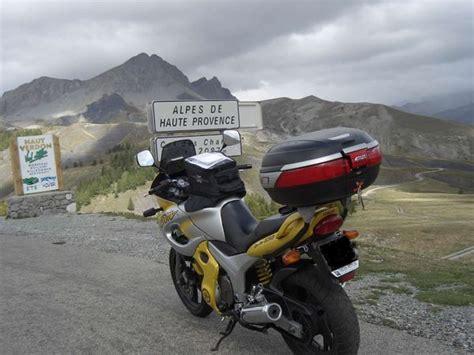 Motorrad Fahren Französische Alpen by Ganti Biker Motorrad Reiseberichte Mit Der Yamaha Tdm