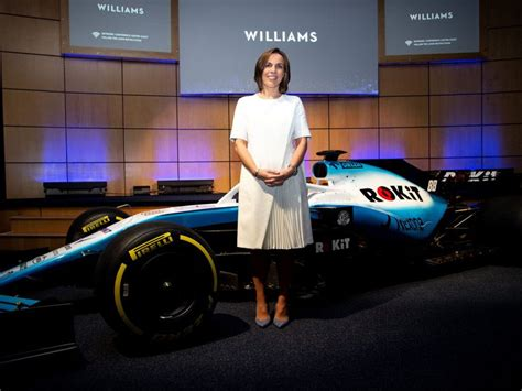 claire williams frank   fired   planetf