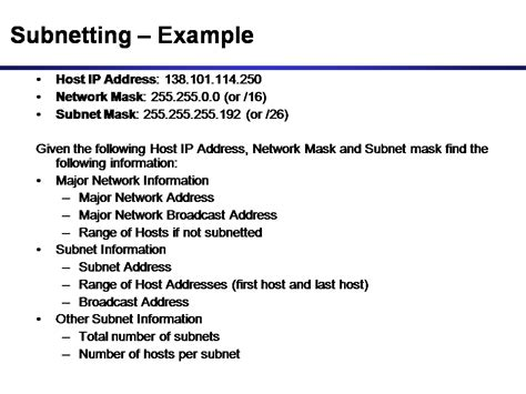 subnetting tutorial video the school of cisco networking scn subnetting tutorial