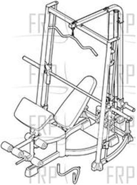 proform xp  fitness  exercise equipment repair parts