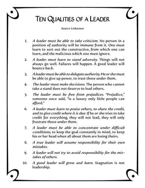 qualities of a good leader essay ap english and language essay
