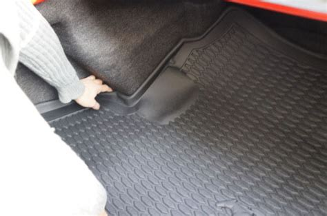 racing cargo how to install a ford racing cargo area protector on your