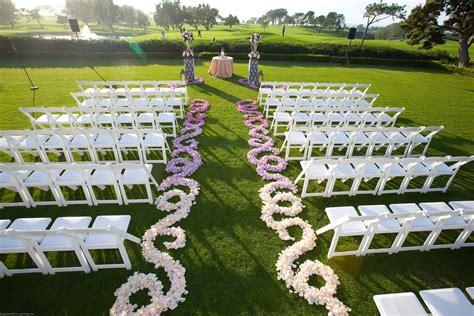 backyard wedding decoration bn wedding d 233 cor outdoor wedding ceremonies