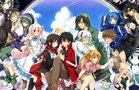 wallpaper anime mekakucity actors mekakucity actors by rumi kuu on deviantart