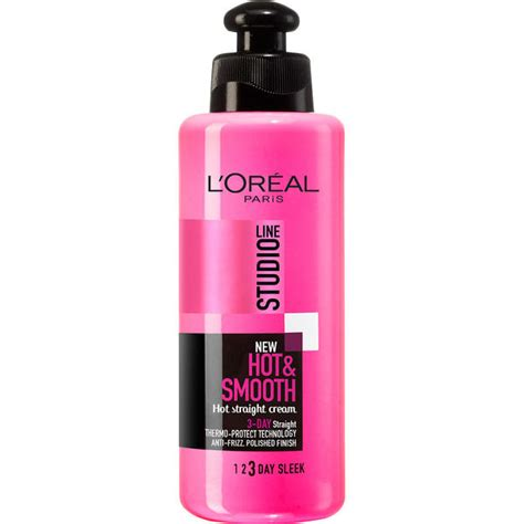 Shoo Loreal Smooth best deals on l oreal studio line smooth 200ml hair styling product
