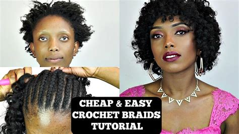 5 tips for crochet braids beginners how to crochet braids tutorial for beginners cheap and