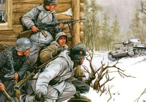 imagenes de soldados realistas segunda guerra mundial dibujos espectaculares