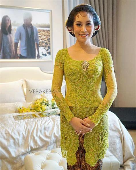 Atasan Kebaya Kode Rni 177 177 best kebaya images on kebaya brokat batik fashion and kebaya indonesia