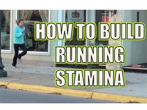 running for my how i built a better me one step at a time books how to build running stamina