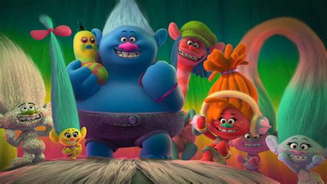 New 'Trolls' Trailer Shows Off A Different Side of Dreamworks