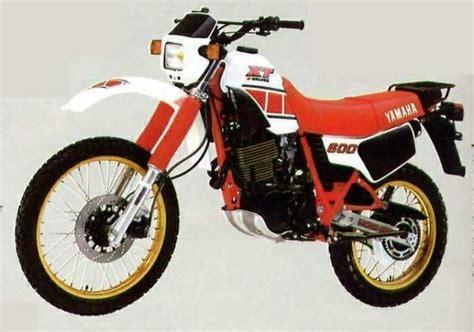 Yamaha Xt 600 43f Aufkleber by Yamaha Xt600