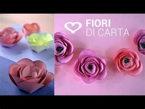 come creare un fiore di carta tutorial come realizzare fiori di carta la figurina