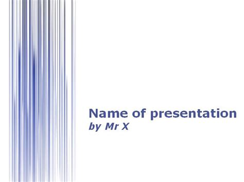 simple background powerpoint template