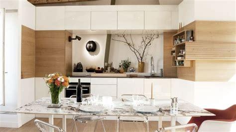 Plan De Cuisine Ouverte 1178 by Plan De Loft Moderne Plan De Maison With Plan De