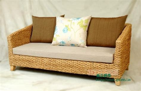 seagrass sofas nanyang style three seat sofa rattan seagrass ttp 26a