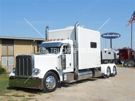 Semi Trucks With Custom Sleepers For Sale by 142 Best Images About Peterbilt 379 Std Up Slpr 2 On
