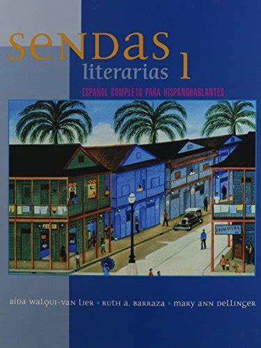 one espaã ol sendas literarias gramatica para hispanohblantes pdfsr