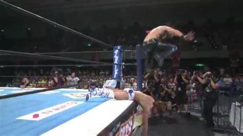 kota ibushi vs shinsuke nakamura the 10 best shinsuke nakamura matches wrestling