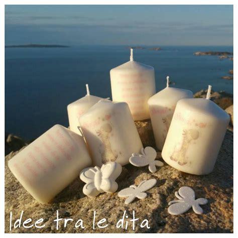 candela battesimo bomboniere battesimo candele ar69 187 regardsdefemmes