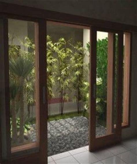 taman   rumah innercourt garden pinterest gardens  indoor