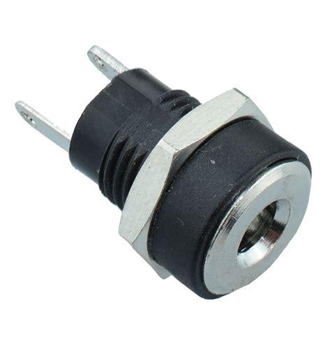 1 3mm x 3 5mm panel mount dc power socket