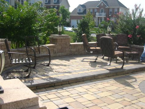 hardscaping ideas for backyards backyard hardscape traditional patio baltimore by