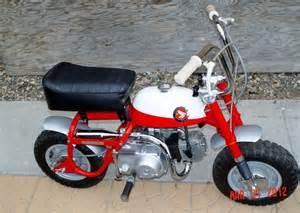 1969 Honda Z50 Buy 1969 Honda Z50 Mini Trail On 2040 Motos