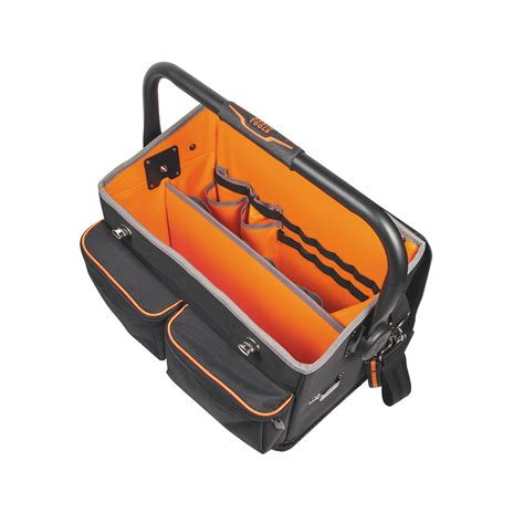 Room Organizer Online tradesman pro 17 pocket tool tote with cover 55432