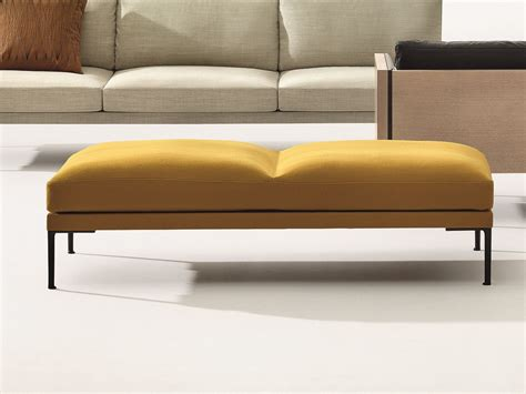bench style seating steeve bench seating by arper design jean marie massaud